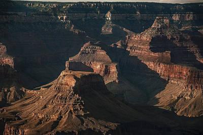 Grand Canyon Poster by Cindy Rubin