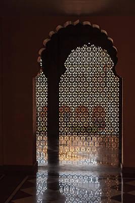 India, Rajasthan, Jaisalmer Poster by Alida Latham