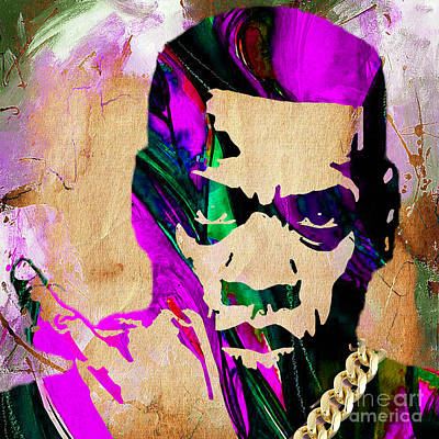 Jay Z Collection Poster by Marvin Blaine