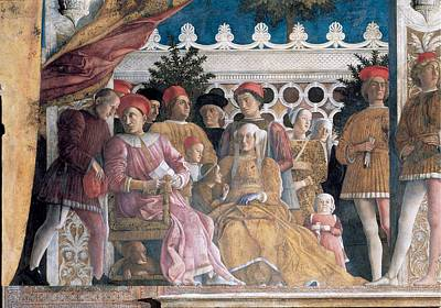 Mantegna Andrea, Decoration Poster by Everett
