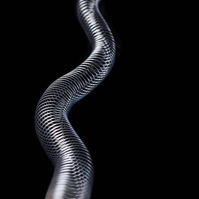 Transverse Wave Poster by Science Photo Library