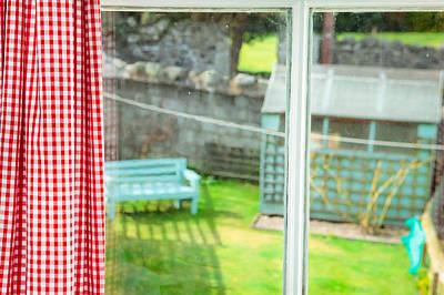 Cottage Garden Poster by Tom Gowanlock