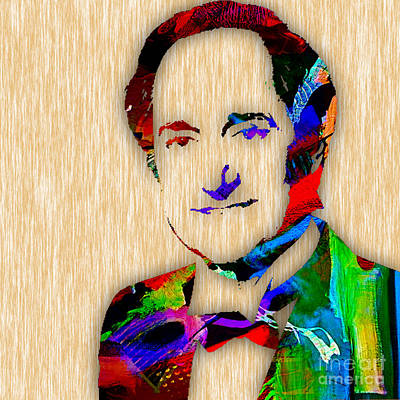 Neil Sedaka Collection Poster by Marvin Blaine