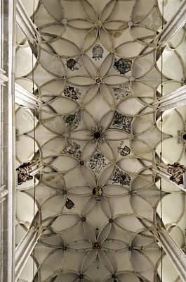 Saint Barbara's Church. Poster by Fernando Barozza