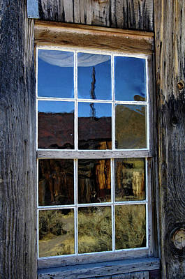 Usa, California, Bodie State Historic Poster by Jaynes Gallery
