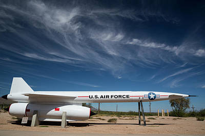 White Sands Missile Range Museum Poster by Jim West