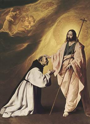 Zurbaran, Francisco De 1598-1664 Poster by Everett