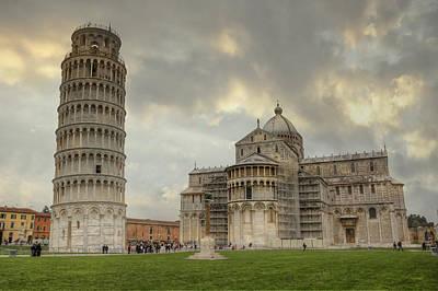 Pisa Poster by Joana Kruse