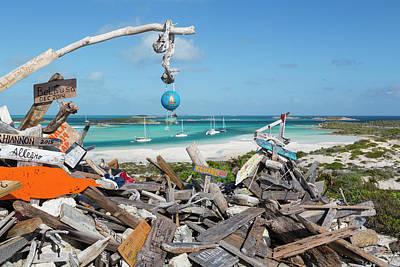 Bahamas, Exuma Island, Cays Land Poster by Jaynes Gallery