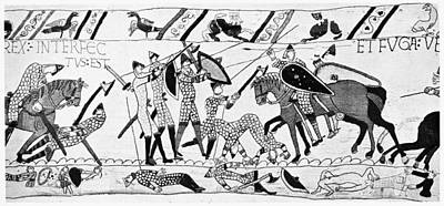 Bayeux Tapestry Poster by Granger
