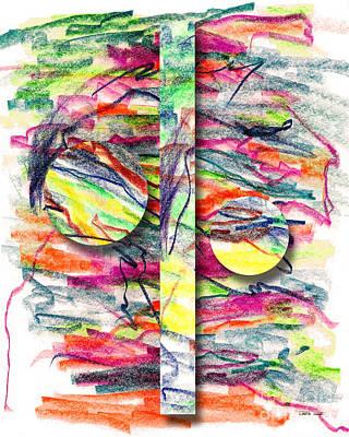 A Summers Day Breeze Poster by Peter Piatt