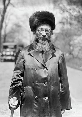 Abraham Isaac Kook (1865-1935) Poster by Granger