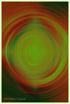 Abstract Art 3 Poster by Sonali Gangane