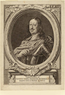 Adriaen Haelwegh Dutch, 1637 - After 1696 Poster by Quint Lox