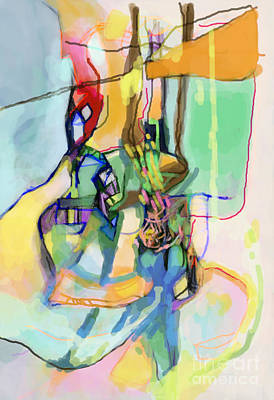 Self-renewal 13q Poster by David Baruch Wolk