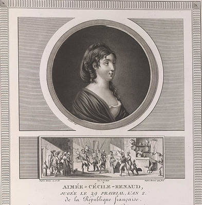 Aimee-cecile-renaud Poster by British Library
