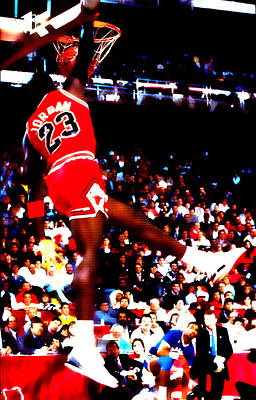 Airness Poster by Brian Reaves