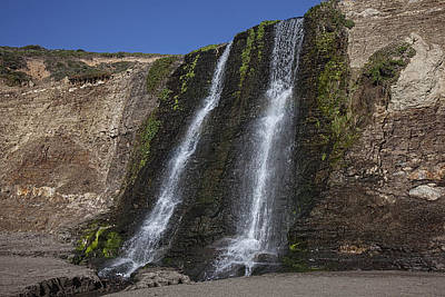 Alamere Falls Three Poster by Garry Gay
