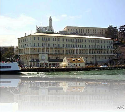 Alcatraz Poster by Withintensity  Touch