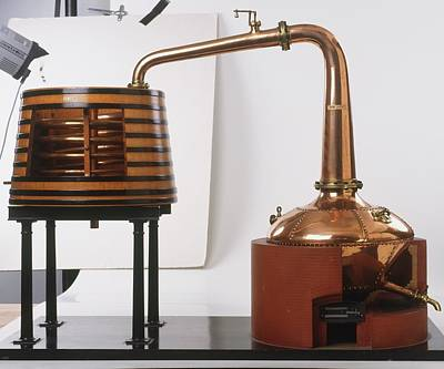 Alcohol Distiller Poster by Dorling Kindersley/uig