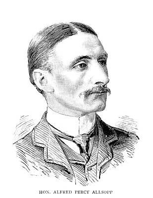 Alfred Percy Allsopp (1861-1929) Poster by Granger