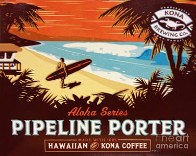 Aloha Series 1 Poster by Cheryl Young