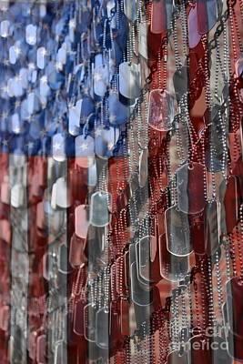 American Sacrifice Poster by DJ Florek