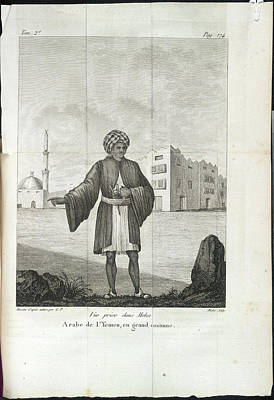 An Arab Of Yemen Poster by British Library