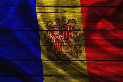 Andorra Poster by Joe Hamilton