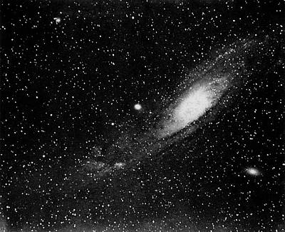 Andromeda Galaxy, 19th Century Poster by Science Photo Library
