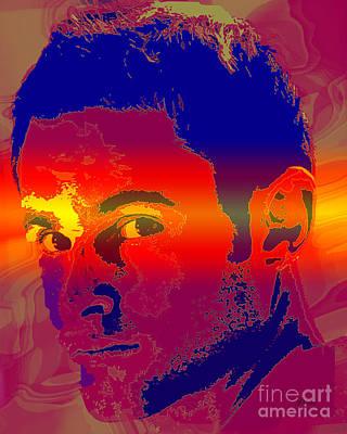 Andy Roddick  Poster by Dalon Ryan