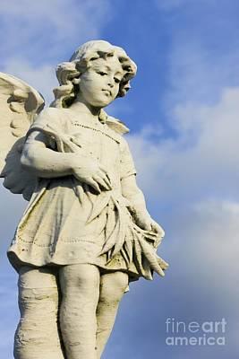 Angel 2 Poster by Sophie Vigneault