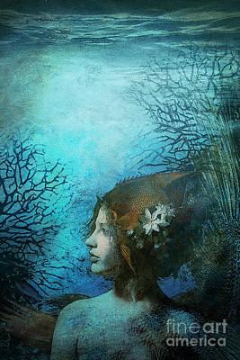 Angel Poster by Aimee Stewart