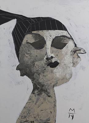 Animus No. 57 Poster by Mark M  Mellon