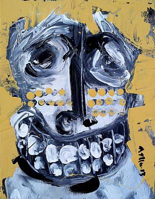 Animus No 8 Poster by Mark M  Mellon