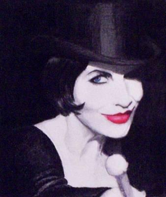 Annie Lennox Poster by Lori White
