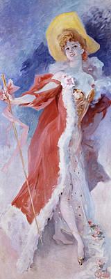 Arlette Dorgere Poster by Jules Cheret