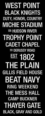 Army College Town Wall Art Poster by Replay Photos