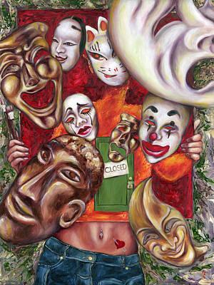 Artist Poster by Hiroko Sakai