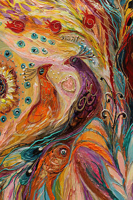 Artwork Fragment 69 Poster by Elena Kotliarker