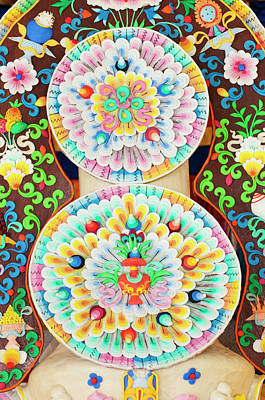 Asia, Bhutan, Bumthang Poster by Jaynes Gallery