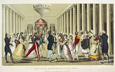 At The Ball Poster by British Library