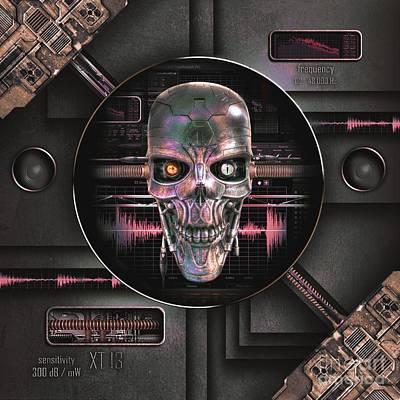Audiophile 2496 Poster by Franziskus Pfleghart
