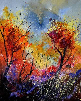 Autumn 453180 Poster by Pol Ledent