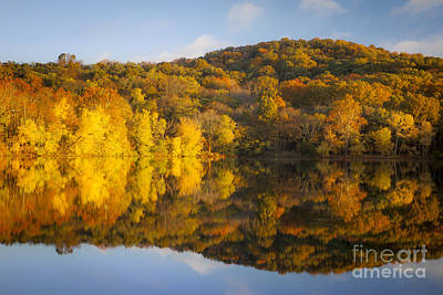 Autumn Color Poster by Brian Jannsen