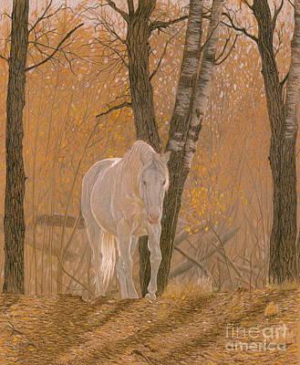 Autumn Magic Poster by Laura Klassen