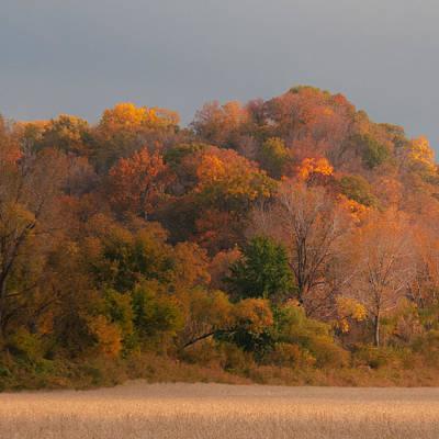 Autumn Splendor Poster by Don Spenner