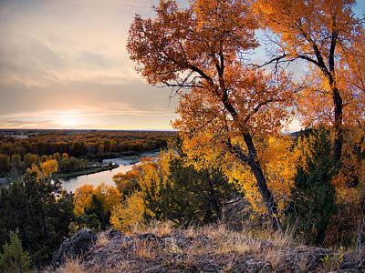 Autumns Best Poster by Leland D Howard