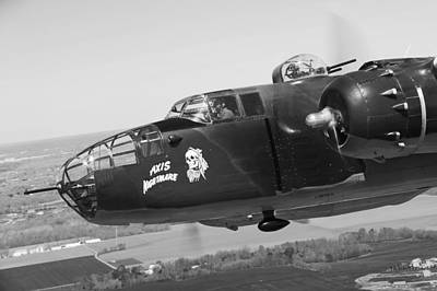 B-25 Poster by Mountain Dreams
