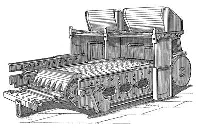 Babcock And Wilcox Boiler Poster by Science Photo Library